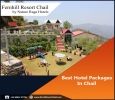 Best Hotel Packages in Chail