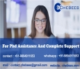 top phd services in india