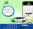 Book online outstation taxi service