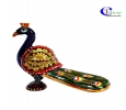 Shopping Online Sitting Peacock Showpiece at Eishop