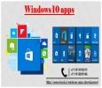 Obtain Application Development Service For Windows 10 Apps