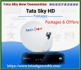 Book Tata Sky Connection | Exclusive offers @ 9043743890