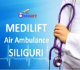 Air Ambulance Service in Siliguri – Avail Medilift
