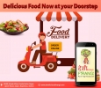 Order your Favorite Food from Desilicious Firangi App