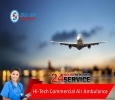 Take Air Ambulance Service in Gaya without Hidden Cost