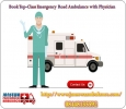 Choose a World-Class Medical Facility in Road Ambulance from