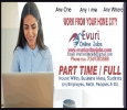 Work from home and earn a minimum of ten thousand. Just cont