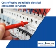 Cost-effective and reliable electrical contractors in Mumbai