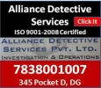 Detective agency in east delhi