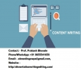 eBranding India is Professional Content Writing Services in