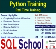 PRACTICAL Python Online Training & JOB SUPPORT