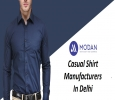 Looking For The Best Casual shirt Manufacturer?
