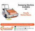 Hire Road Cleaning Machine on Rent