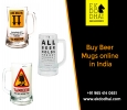 Buy Beer Mugs online in India at Low Price - ekdodhai.com