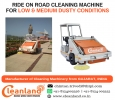 Ride on Road Sweeping Machine Manufacturer