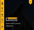 Constructionpro - WordPress Theme for Construction, Building
