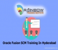 Oracle Fusion SCM Training In Hyderabad