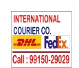 DHL Courier Fedex Courier in Mohali Punjab to UK Australia U