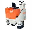 Ride on Battery Operated Sweeping Machine From Gujarat, INDI