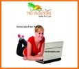 Part/Full Time/Home Based Internet Work on Tour & Travel Com