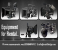 Professional Cameras For Rental In Hyderabad|Camera On Renta