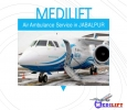 Get Medilift Air Ambulance Jabalpur to Transfer Your Patient