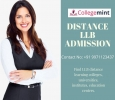 Distance LLB Admission