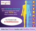 Book Full Body Checkup and Get up to 50% Off Today