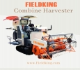 Combine Harvester | Combine Machine | Fieldking Agricultural