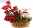 Get flowers N teddy bears gifts for your mom