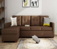 Sale on L Shape Sofa Sets in India | WoodenStreet
