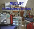 Medilift provides Air Ambulance from Jamshedpur at Low Cost