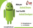 Android App Development company in Hyderabad.