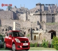 Outstation Taxi Servivce in Hyderabad