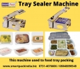 Tray Sealer machine in chandigarh  Tray Sealer machine in Hy