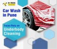 Get Sparkling Car from Exppress Car Wash in Pune