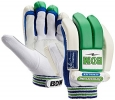 BDM Armstrong Batting Gloves White and Blue