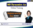 MS Dynamics AX Online Training in Hyderabad