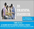 AS Training Institute ( Banking, Insurance & Finance).