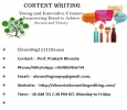Top Class Content Writing Services in Indore Region