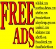 Post Free Ads -Place free classifieds online
