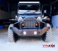Best Mahindra Thar Modifications and 4x4 Equipments in India