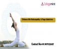 Distance MSc Naturopathy  & Yoga Admission