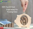 HDFC Top 200 Fund - A Safe Journey To a Promising Future