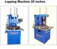 Lapping machine 26 inch