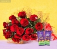 Online Send Flowers to Mumbai with #1 Florist - OyeGifts