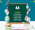 Cheap Content Writing Services