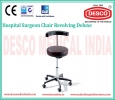 Range of Medical Surgeon Revolving Stools for Hospitals