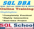 PRACTICAL SQL Admin ONLINE TRAINING - DURING WEEKENDS