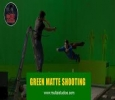 Green matte,Ad filmmaking and Audio recording services.